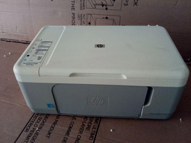 Impressora HP multifunções