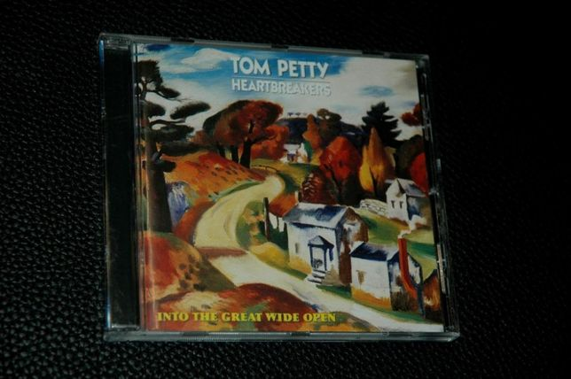 TOM PETTY & THE HEARTBREAKERS - Into The Great Wide Open. 1991