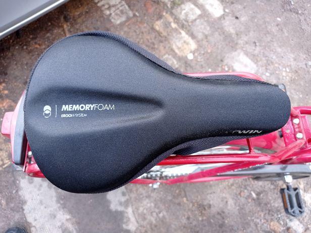 Сідло сидіння сидения  для ровера велосипеда b twin romet