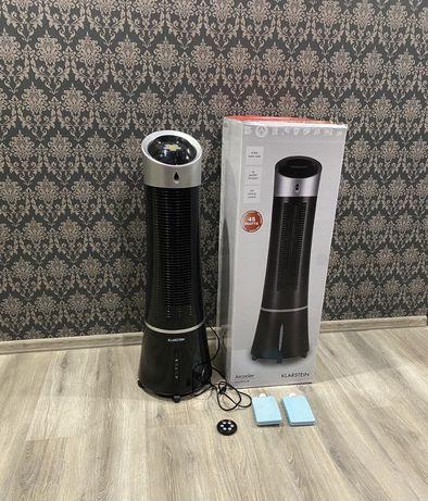 Мобильный кондиционер Klarstein охладитель воздуха вентилятор