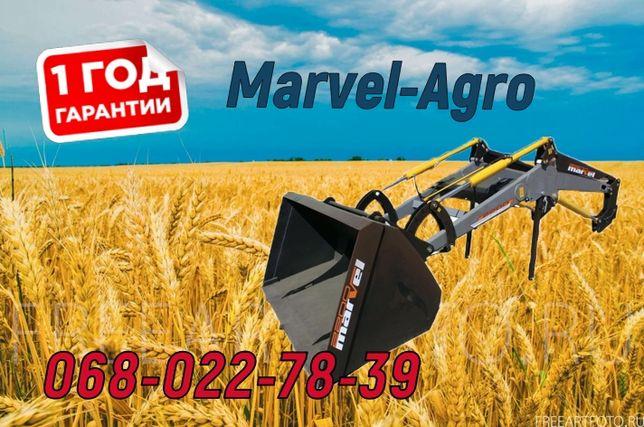 Фронтальный погрузчик на трактор МТЗ - Марвэл 2200 стационарный