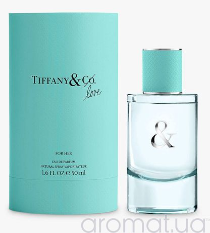 Аромат tiffany and co love for her