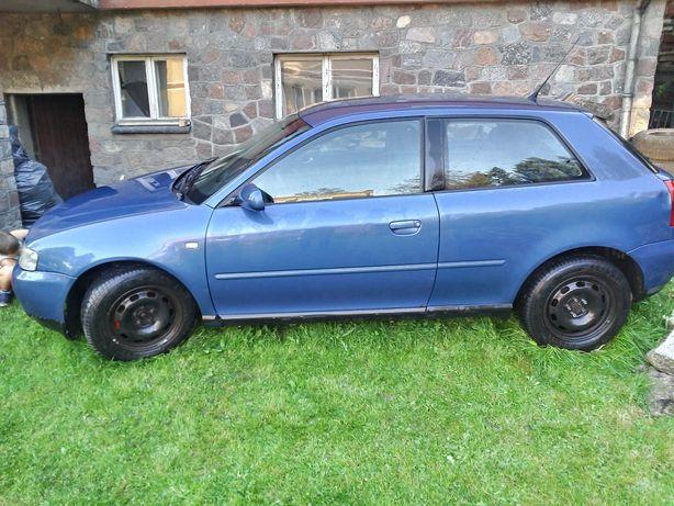 Audi a3 8l 2002r sprzedam