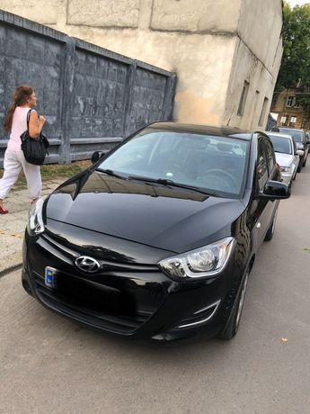 Автомобіль Hyundai i20 2012-2013 року