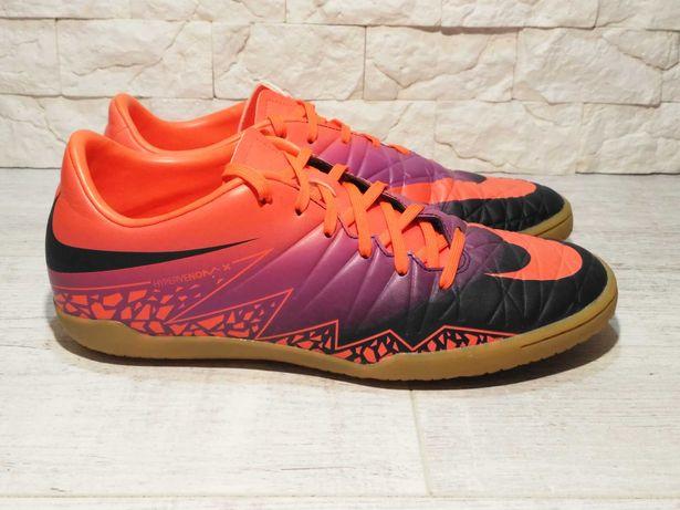 Футзалки 40 (41) Nike HypervenomX Phelon II (бутси, кросівки)