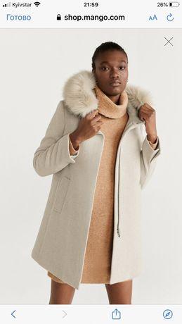 Пальто Mango, розмір S