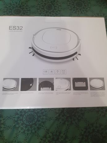 Новый робот пылесос ES32