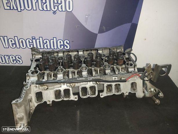 Cabeça Motor Ford Mondeo Jaguar X-Type 2000 Tdci 16v  Ref: 4s7q-6090-cc