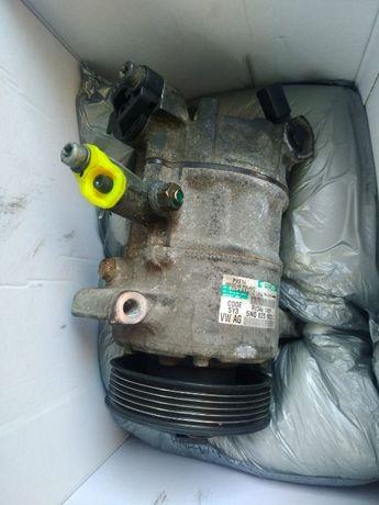 Продам компрессор кондиционера авто Sanden