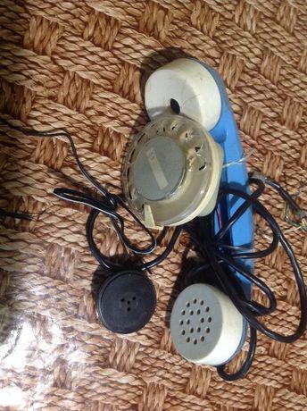 Телефонная трубка с диском