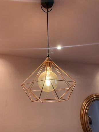 Candeeiro com lampada