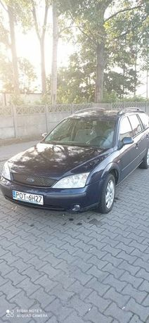 Ford mondeo mk3.