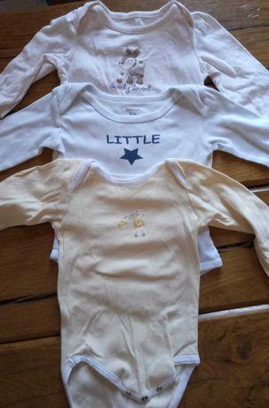 conjunto de bodies para bebe