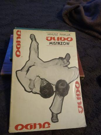 Książka Judo Mistrzów