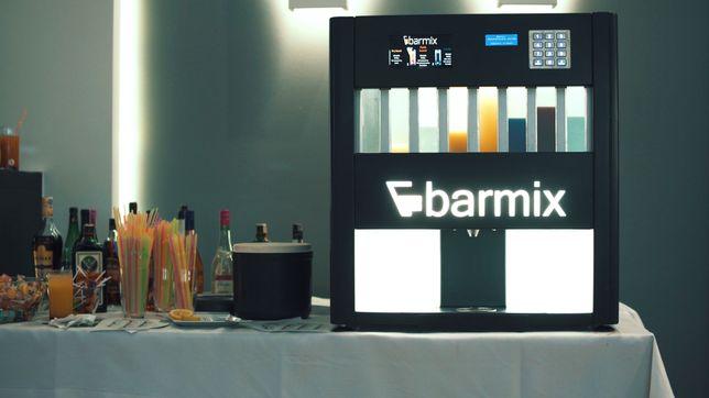 Barmix, automatyczny barman, wesele, event, wynajem, nowość!