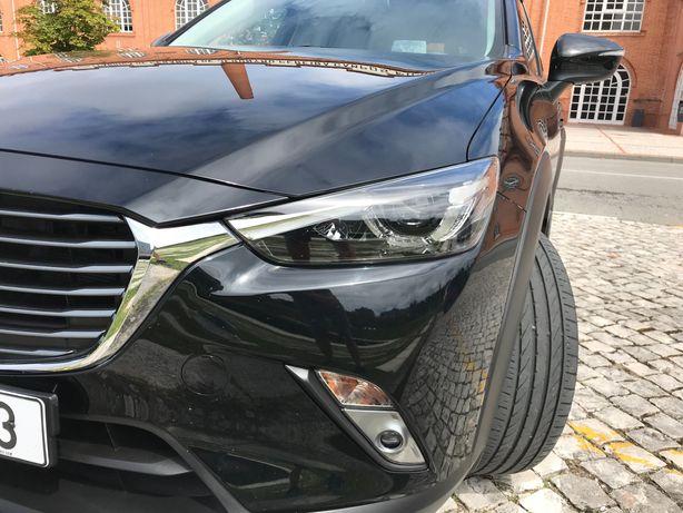 Mazda cx3 como novo