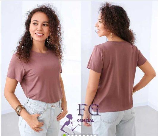 Базовая женская футболка TM Fashion Girl
