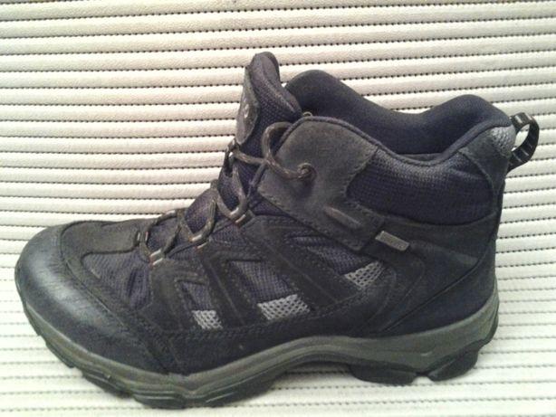 Ecco кроссовки ботинки оригинальные кожа раз 42