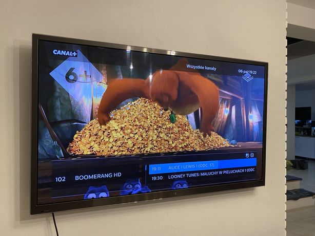 """Samsung telewizor plazmowy 64"""" cale sprawny PS64E8000GS"""