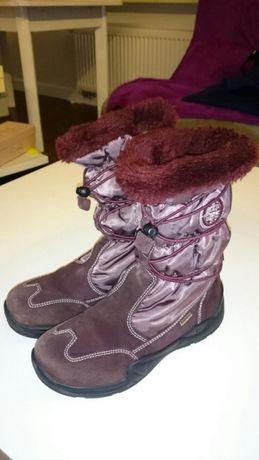 Buty zimowe śniegowce Primigi z Goretex rozmiar 35