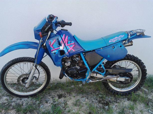 Kawasaki KMX 125 Enduro