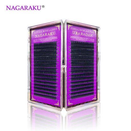 Ресницы Nagaraku 16 линий