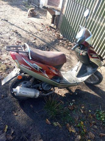 Продам китайський скутер 80сс