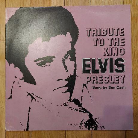 Ben Cash, tribute To The King Elvis Presley, Ger 1976, bdb