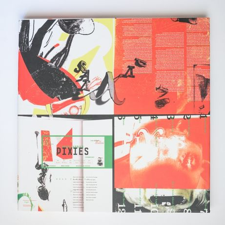 Pixies - Head Carrier LTD BOX + CD
