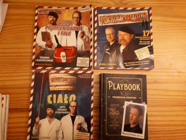 Płyty CD muzyka, książka