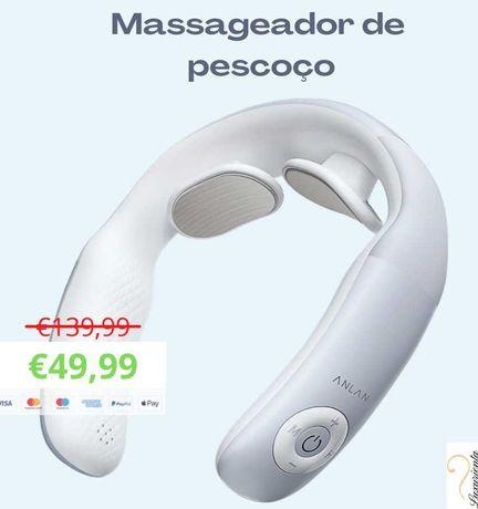 Massageador de pescoço