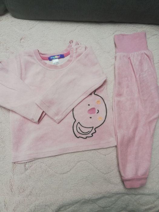 Paka ubrań dla dziewczynki 74/80 Wycinki - image 1