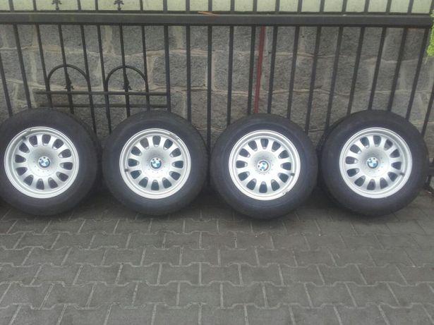 Felgi aluminiowe 15, BMW