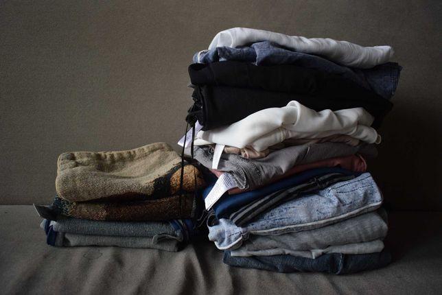 oddam ubrania damskie r.XS-M i poszewki