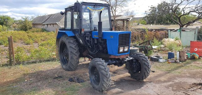 Трактор,МТЗ 82.1