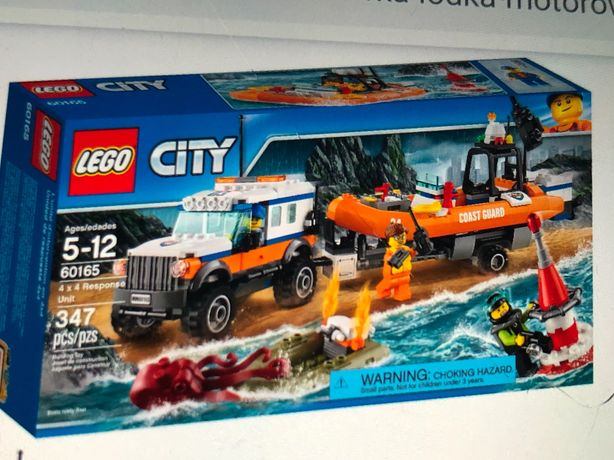 Lego City 60165 Coast Guard