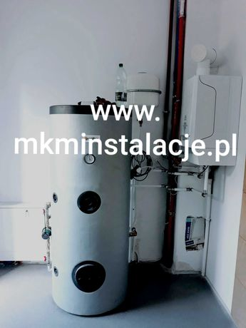 instalacje wod kan co gaz  sanitarne hydraulik