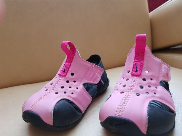 Dziewczęce sandałki Nike Sunray Protect