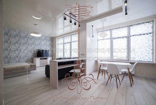 Стильная и уютная 1-к квартира в элитном ЖК «Новопечерские Липки».