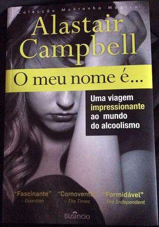 """""""O meu nome é..."""" Alastair Campbell"""