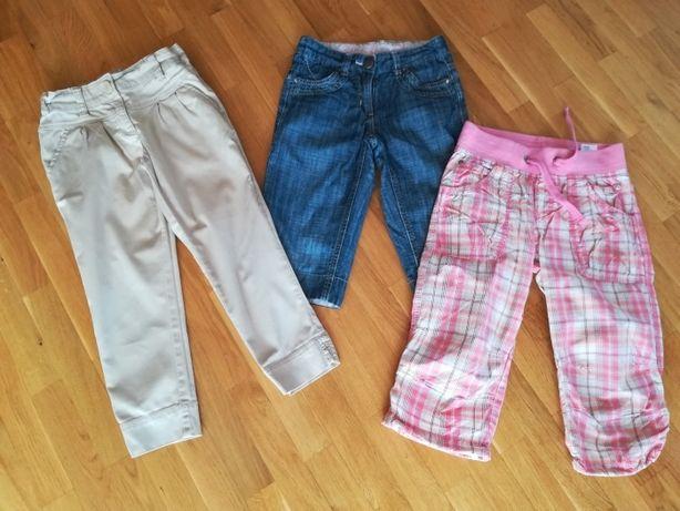 Zestaw spodni, 4 szt, rozm 122/128