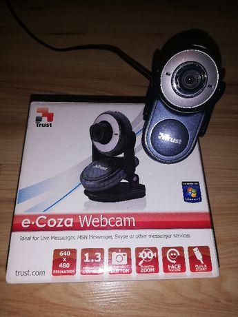 Kamerka internetowa Trust e-coza webcam