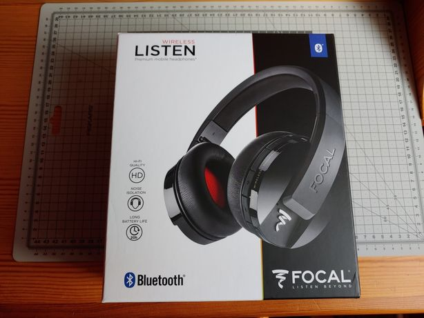 Focal Listen Wireless Gwarancja
