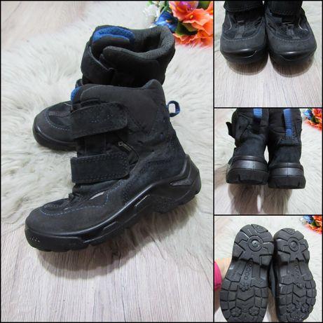 Продам ЕССО ботинки на малъчика