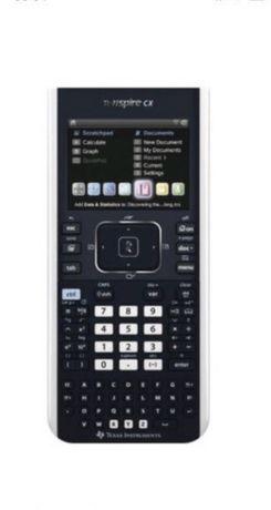 Calculadora gráfica texas- como nova