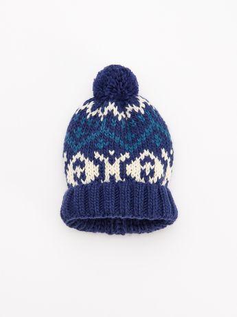 Komplet czapka, komin Reserved