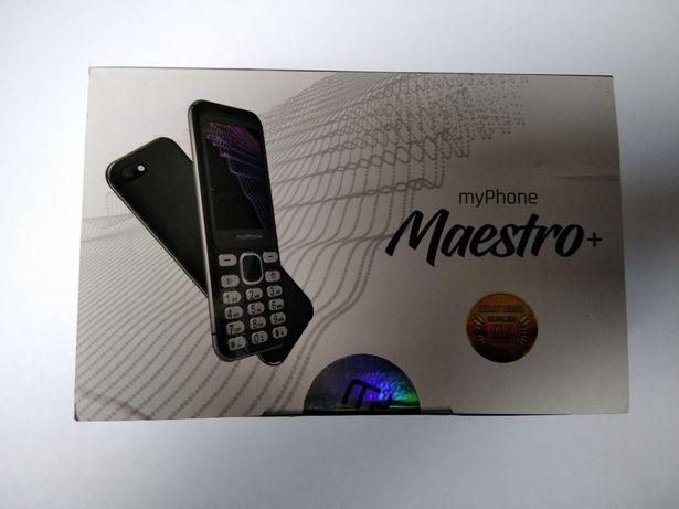"""MyPhone Maestro 2.8"""" CZARNY"""