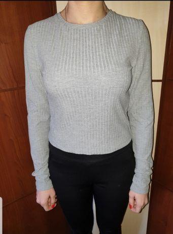 Новый серый свитер Calliope