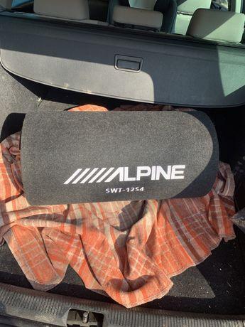 Alpine tuba 1000w 300Rms