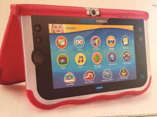 Vtech Innotab 7 inch max - pink +6 jogos